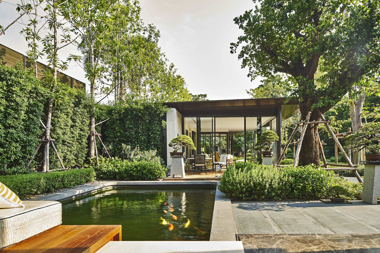 Bangkok Residence Studiogronda